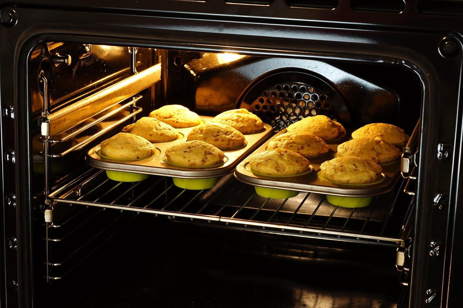 все виды нагрева в духовке