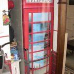 наклейка на холодильник англия