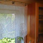 шторы вязаные