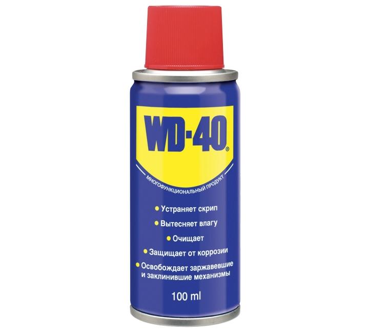 WD-40 от наклеек
