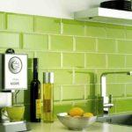 зеленая плитка кабанчик