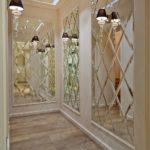 зеркало в гостинной