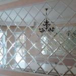 плитка из зеркала