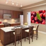 что стоит учитывать при организации кухонного пространства