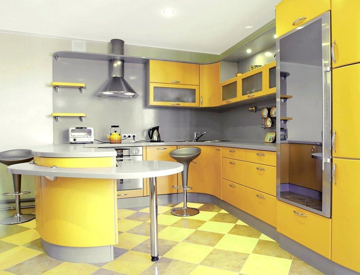 Картинки оформление кухни