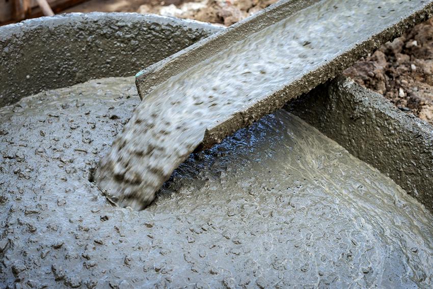 Добавление жидкого стекла в бетон