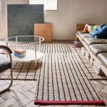 ассиметричные ковры икеа