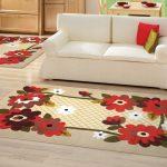 цветочные ковры икеа