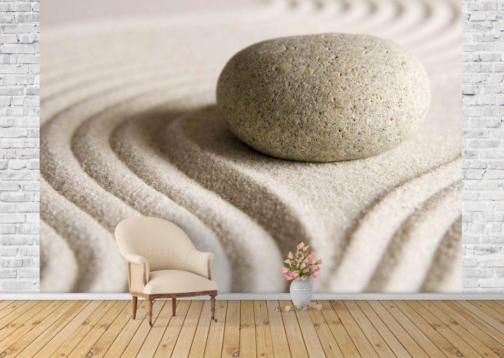обои с песочным покрытием