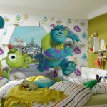 корпорация монстров в детскую комнату