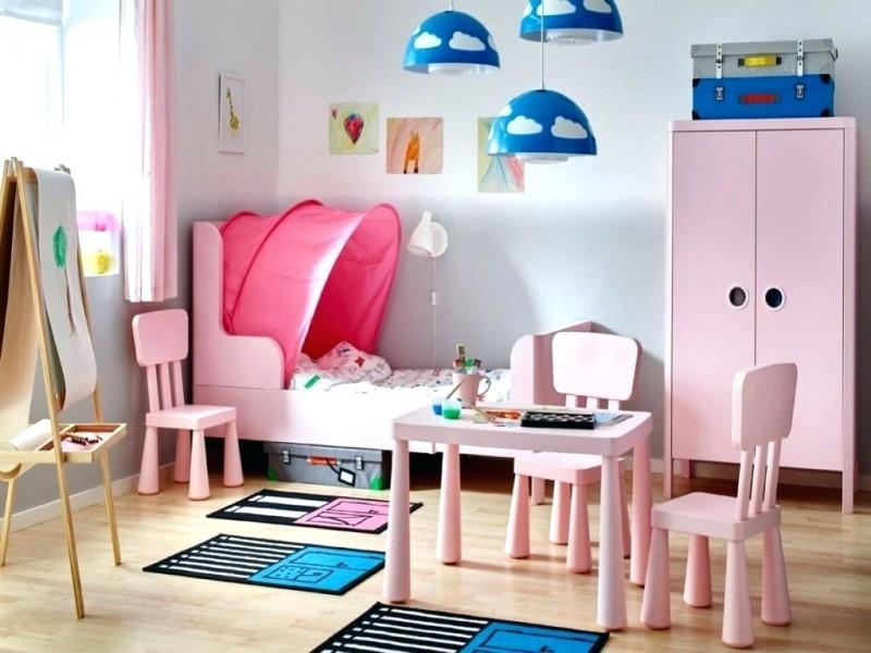 детская комната от фирмы икеа