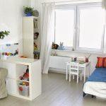 красивая детская комната от икеа