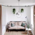 комфортная зона отдыха для небольшого пространства