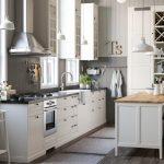 грамотное использование пространство на кухне от икеа