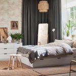 готовая спальня от фирмы икеа