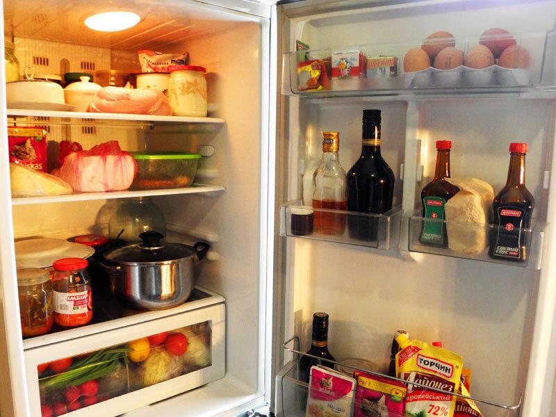 микроклимат холодильника