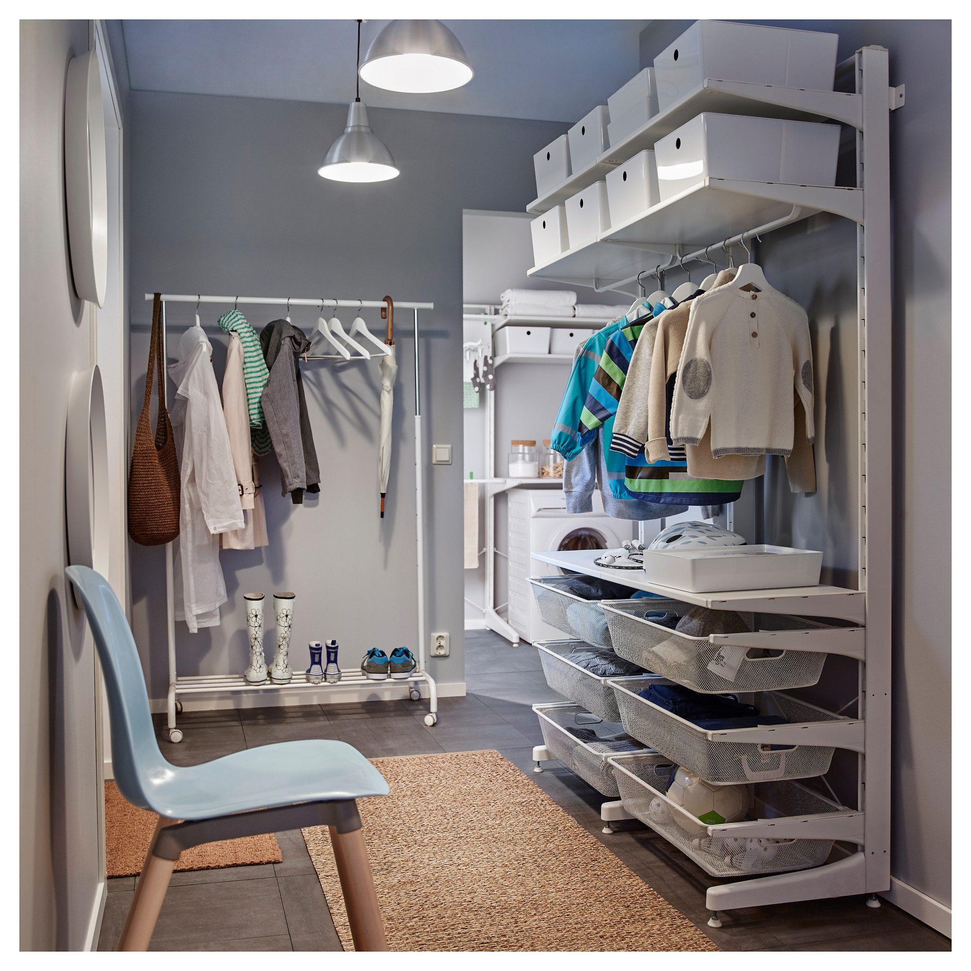 Система хранения Альгот от Ikea