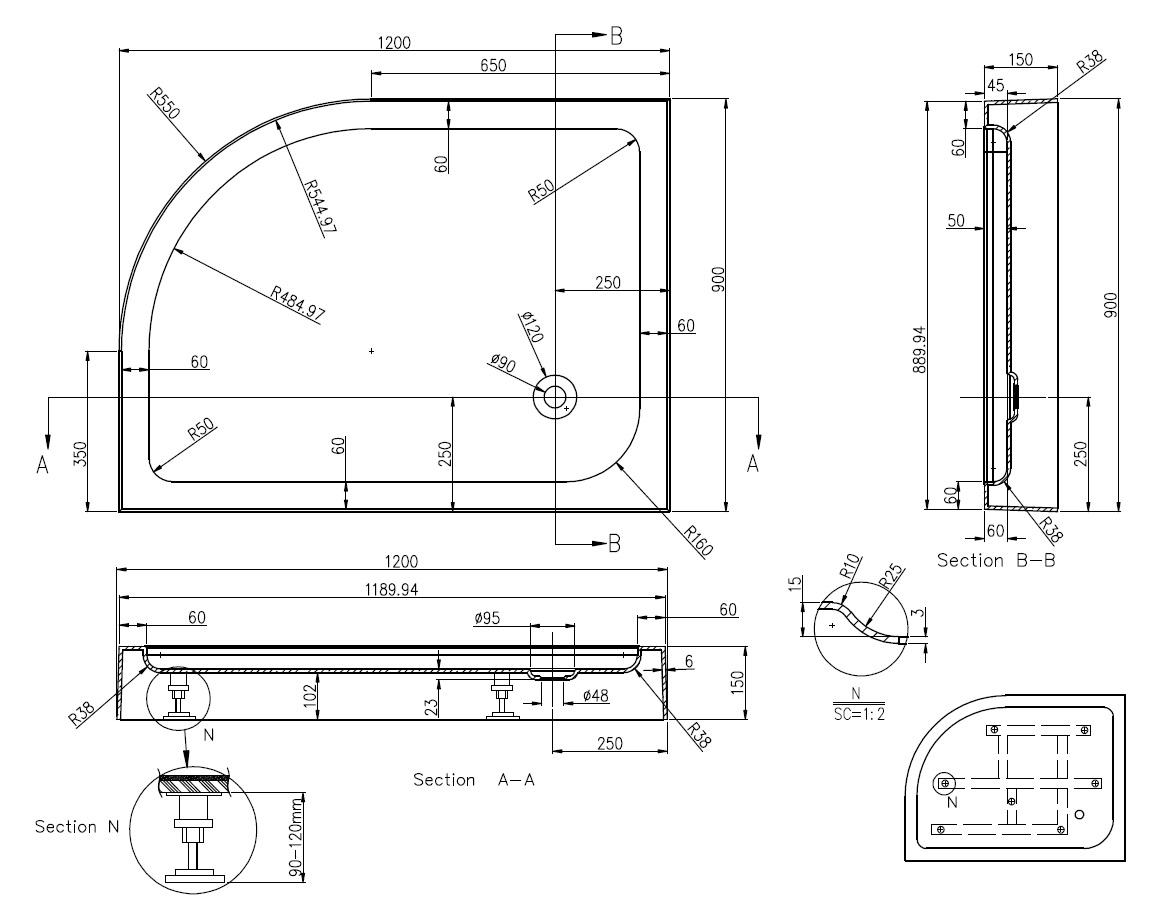проектирование кабинки