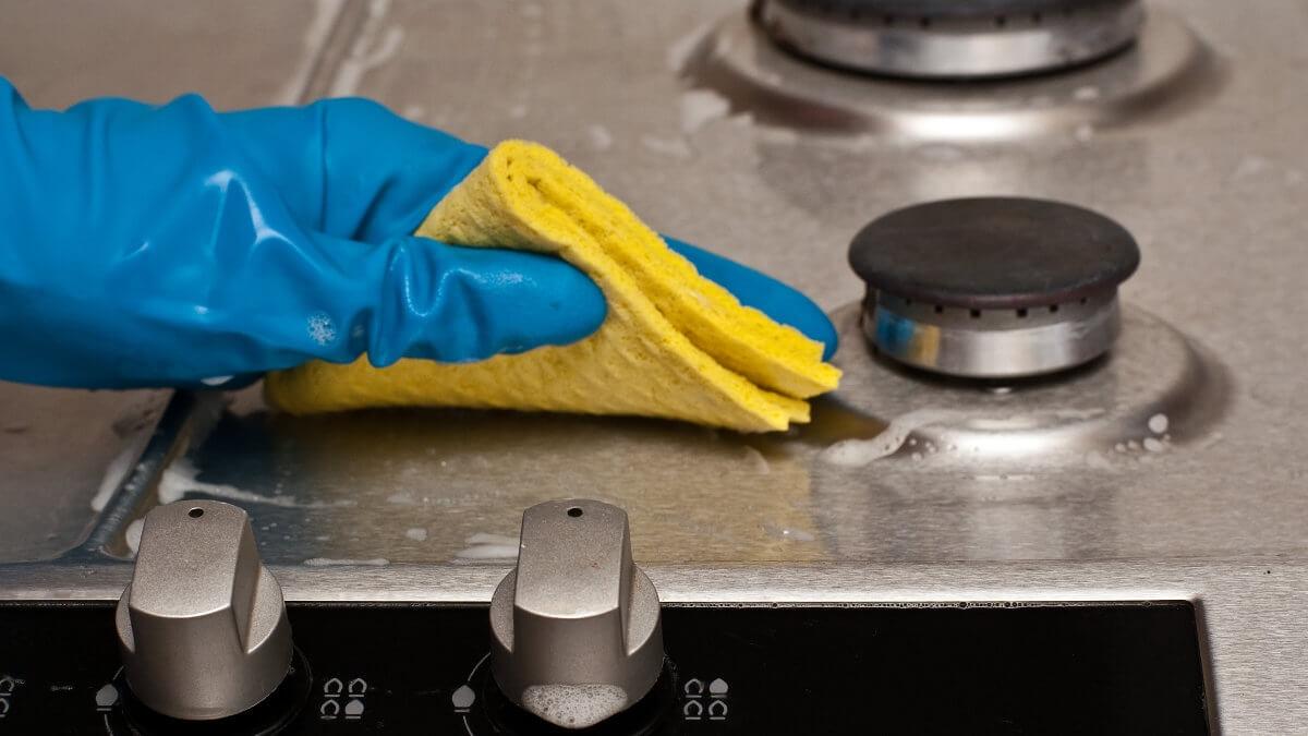 чистка пищевой содой