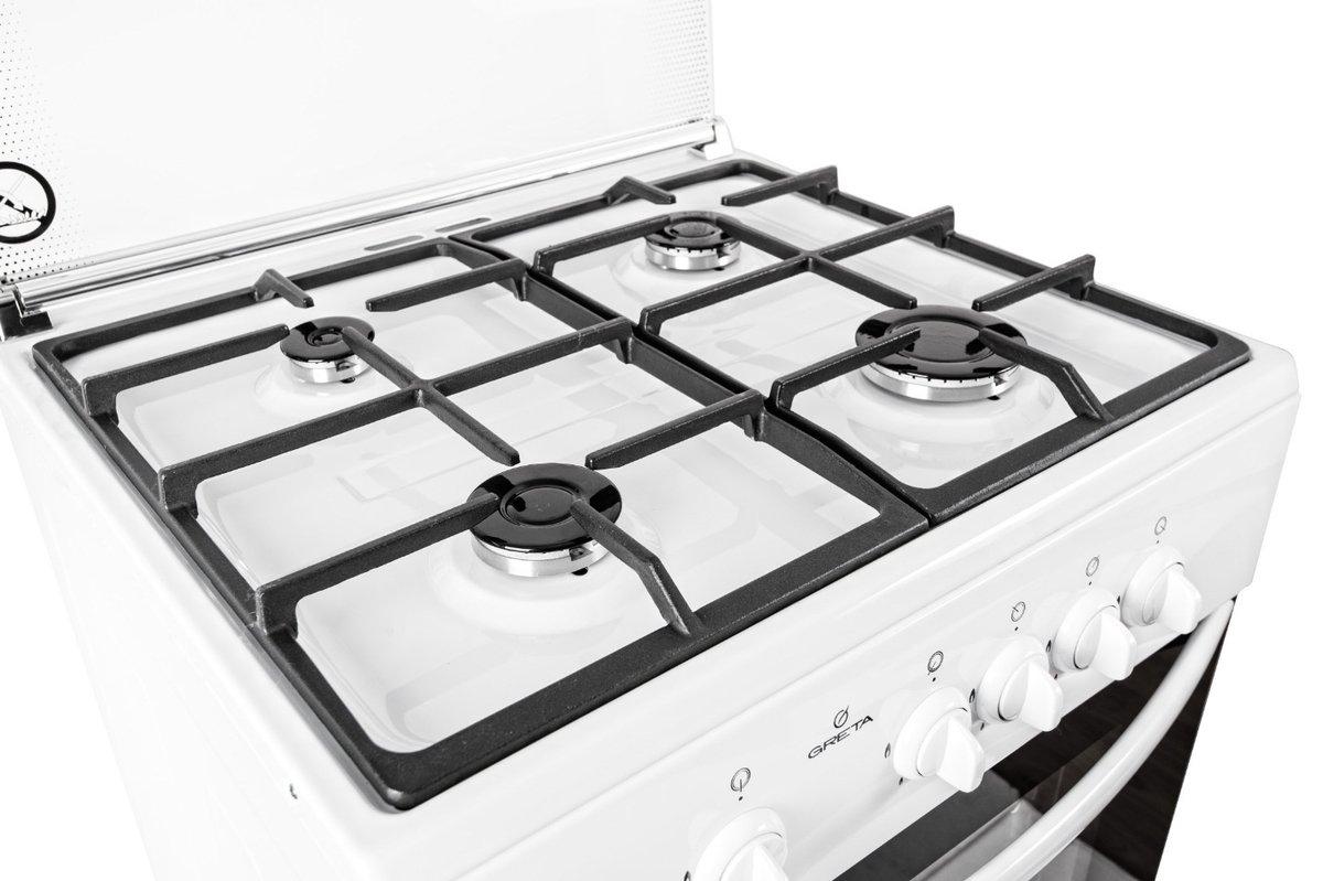 чистая печь