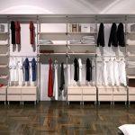 Каркас комплексная гардеробная конструкция