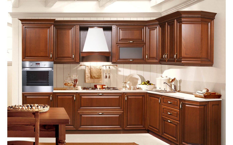 кухни угловые массив классика фото вопрос