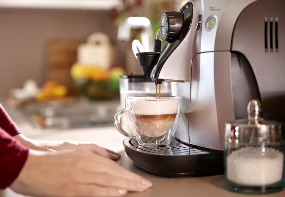 автоматизированная кофемашина