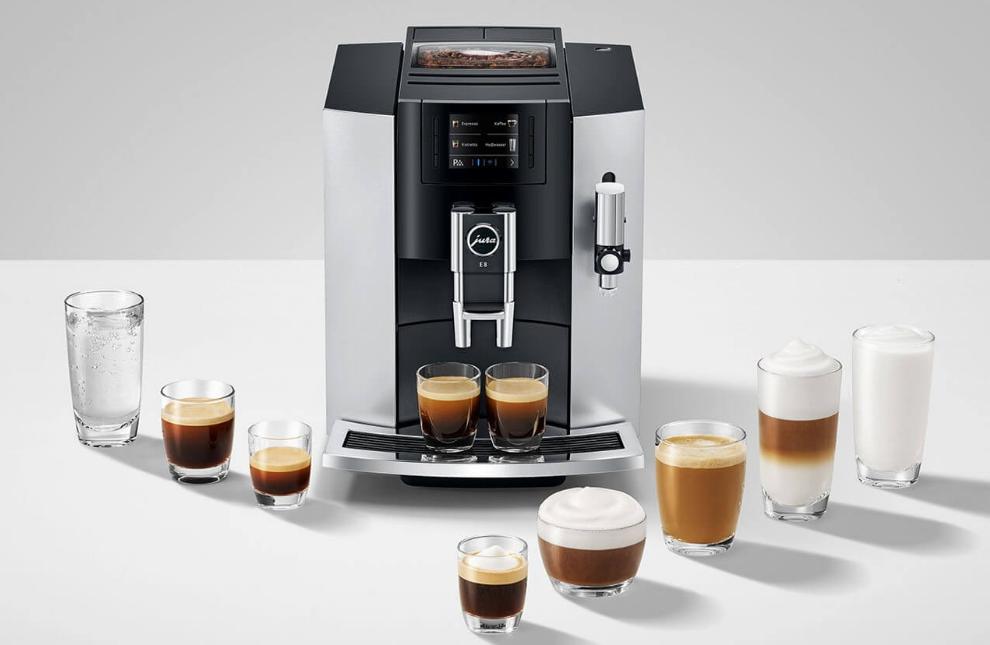 возможности кофемашины
