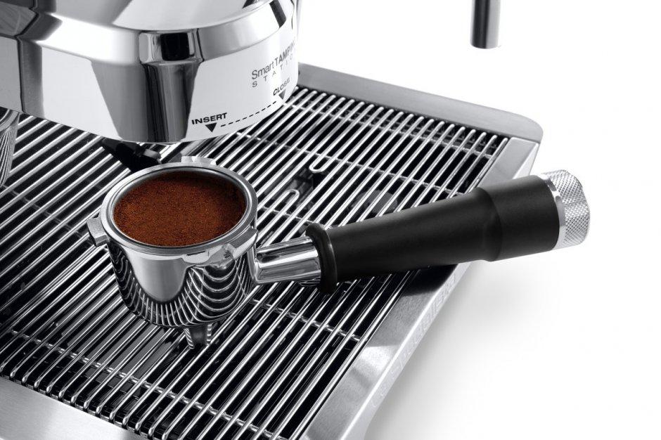 рожок с кофе