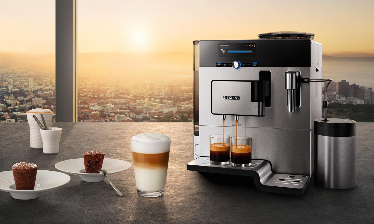 дорогая кофемашина