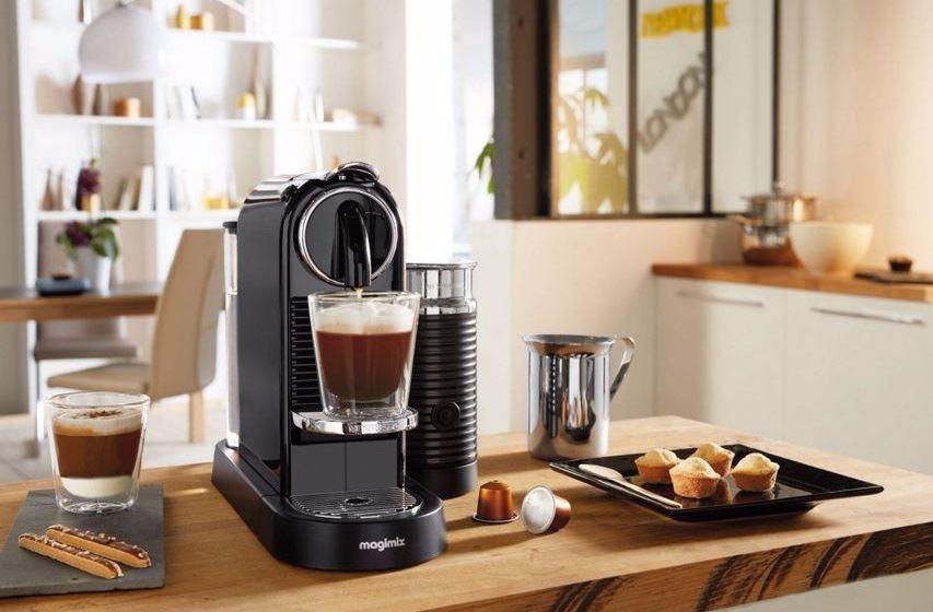 домашняя кофемашина