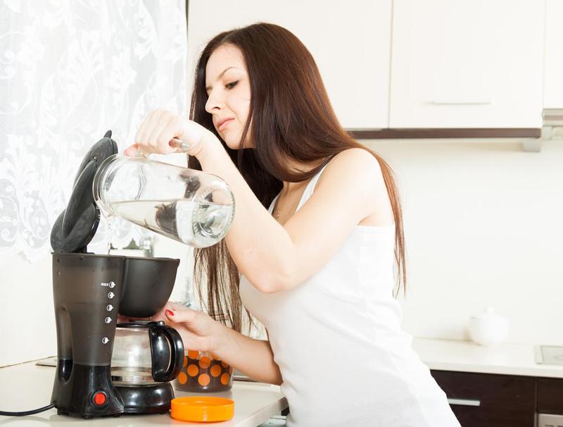 вода для кофемашины