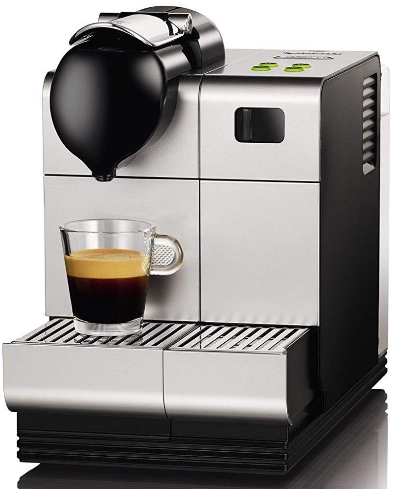 очень быстрая кофемашина DeLonghi Nespresso Lattissima+ EN 520