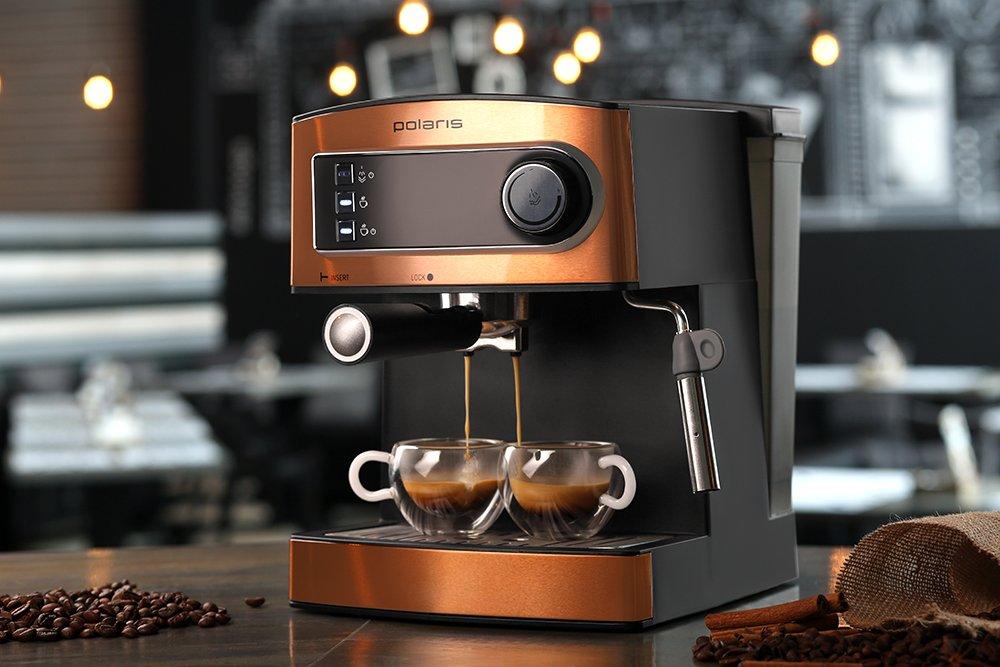 кофемашина для приготовления вкусного капучино