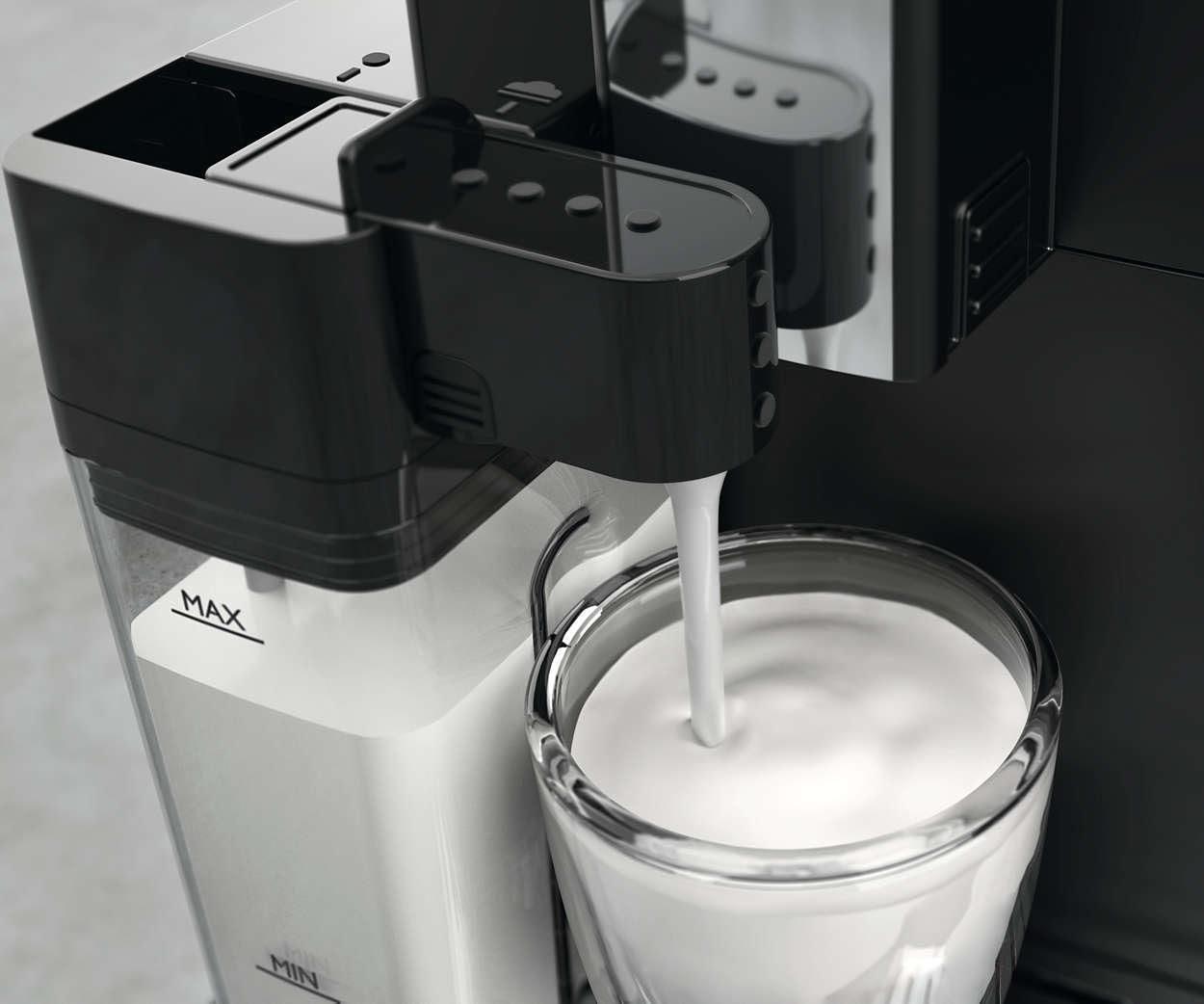 компактная кофемашина Philips HD8828