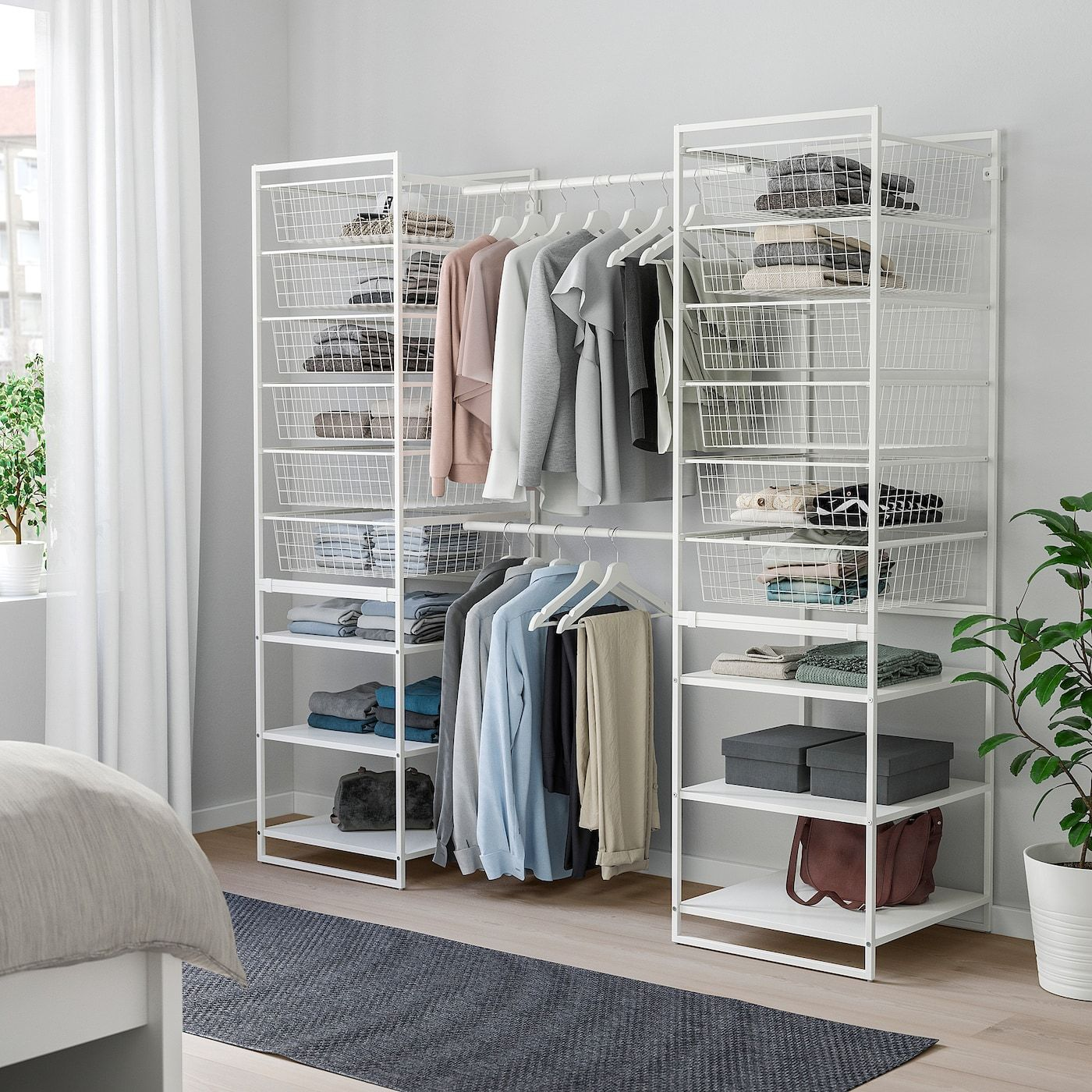 Мобильная гардеробная система Брейм