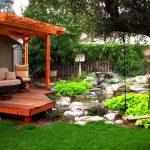 уютное место для отдыха с семьей