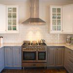 """кухня Икеа """"Будбин"""" для маленького помещения"""