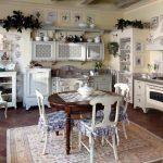 кухня во французском стиле