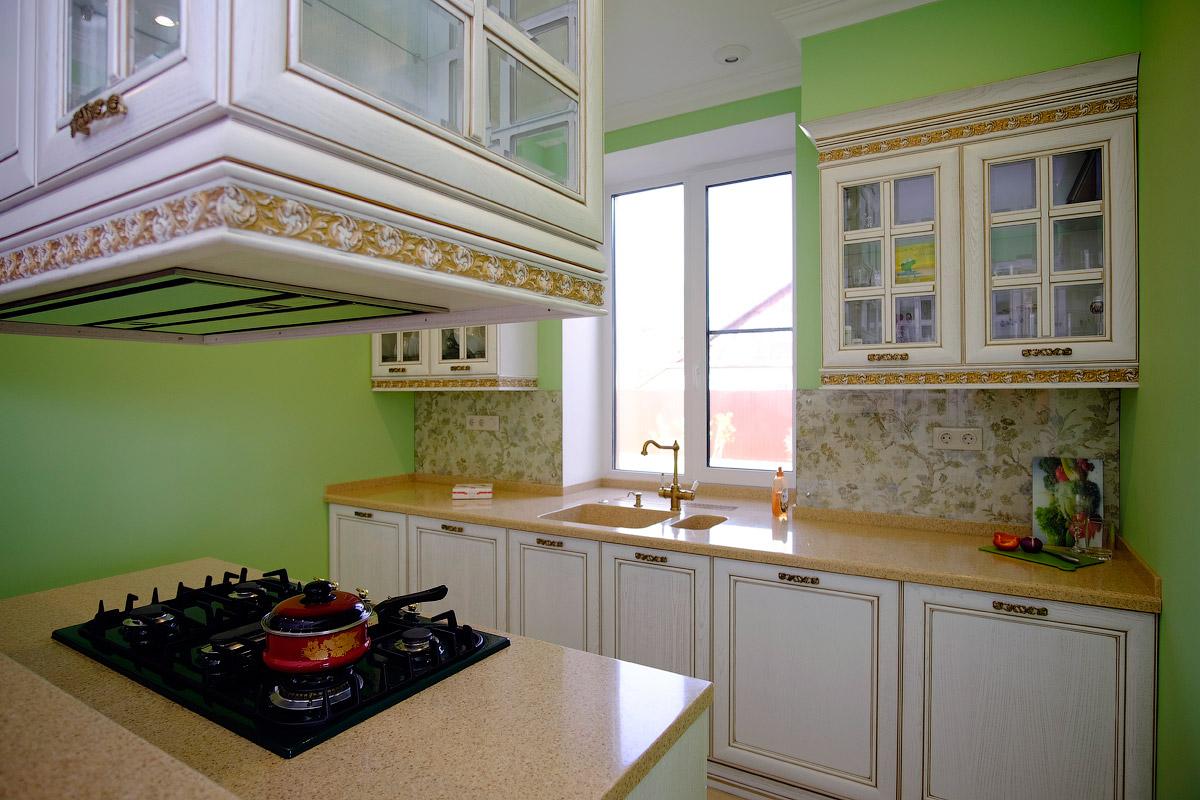 плита у окна на кухне фото порода исключительно для