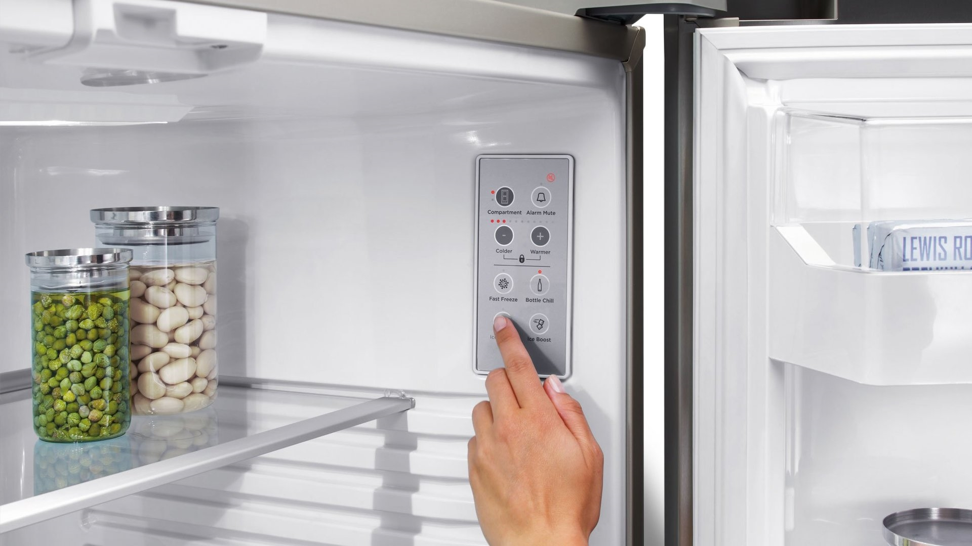 морозилка  режим No Frost