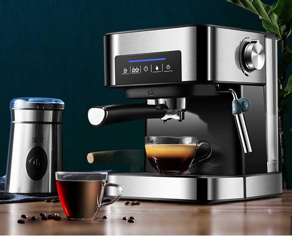 надежная домашняя кофемашина с капучинатором