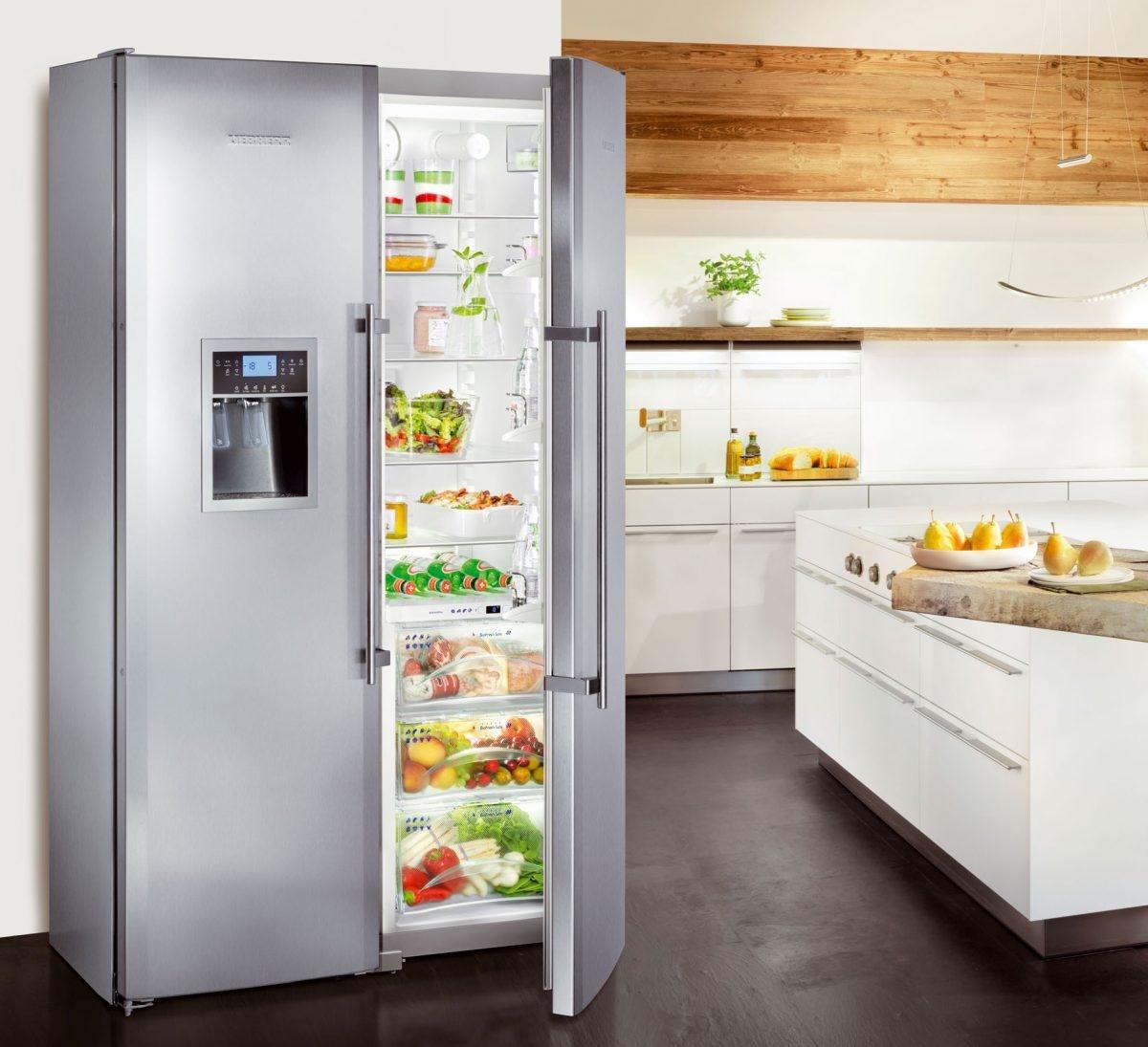 холодильник с компрессором