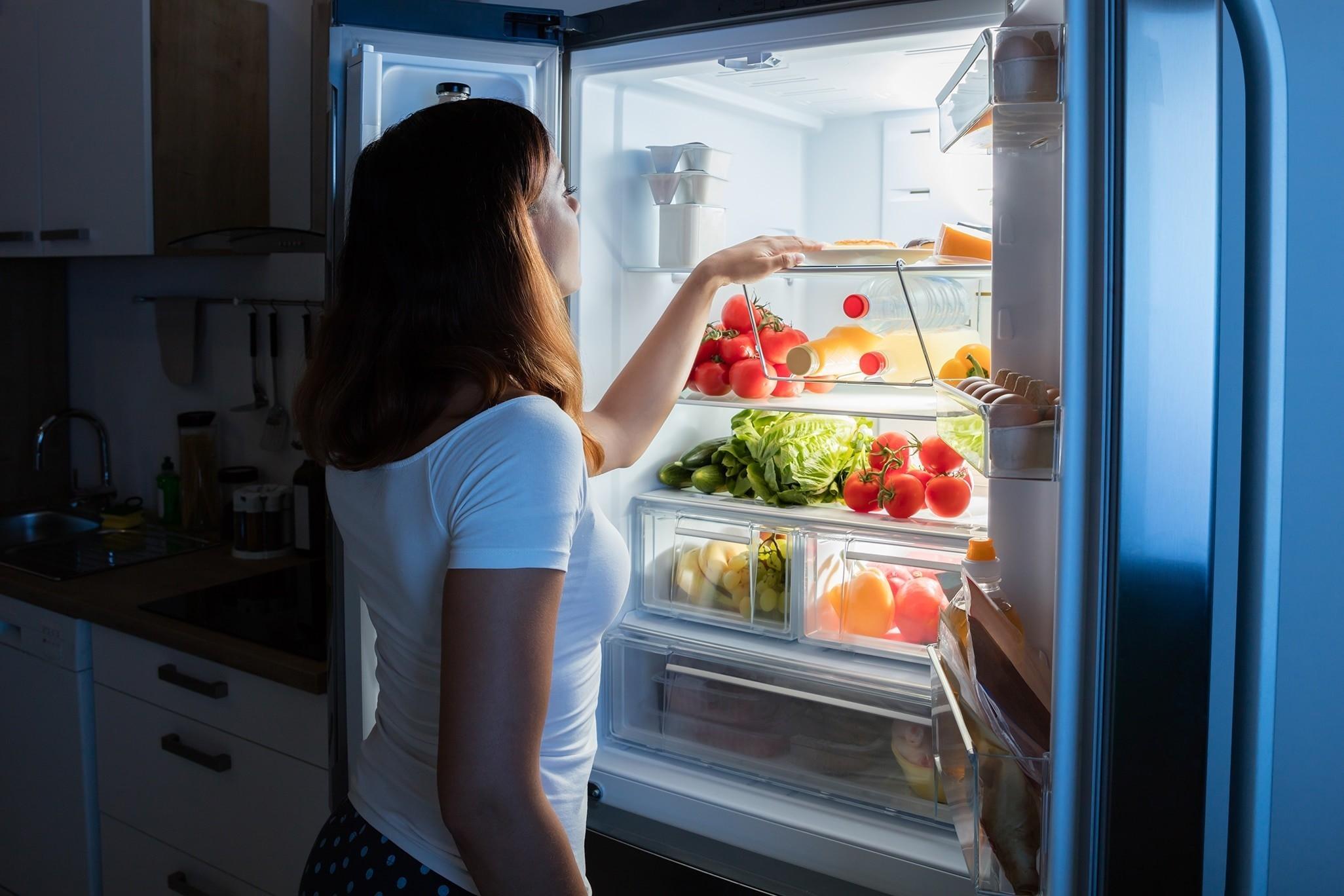 естественное охлаждение пищи