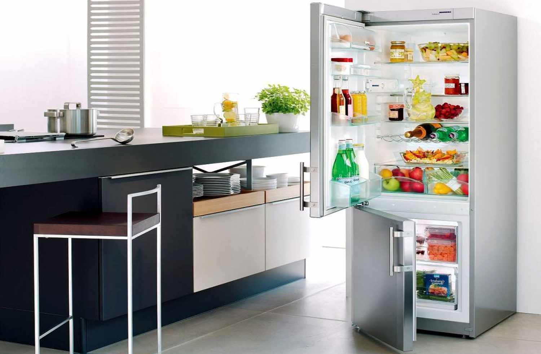объем холодильника и его мощность