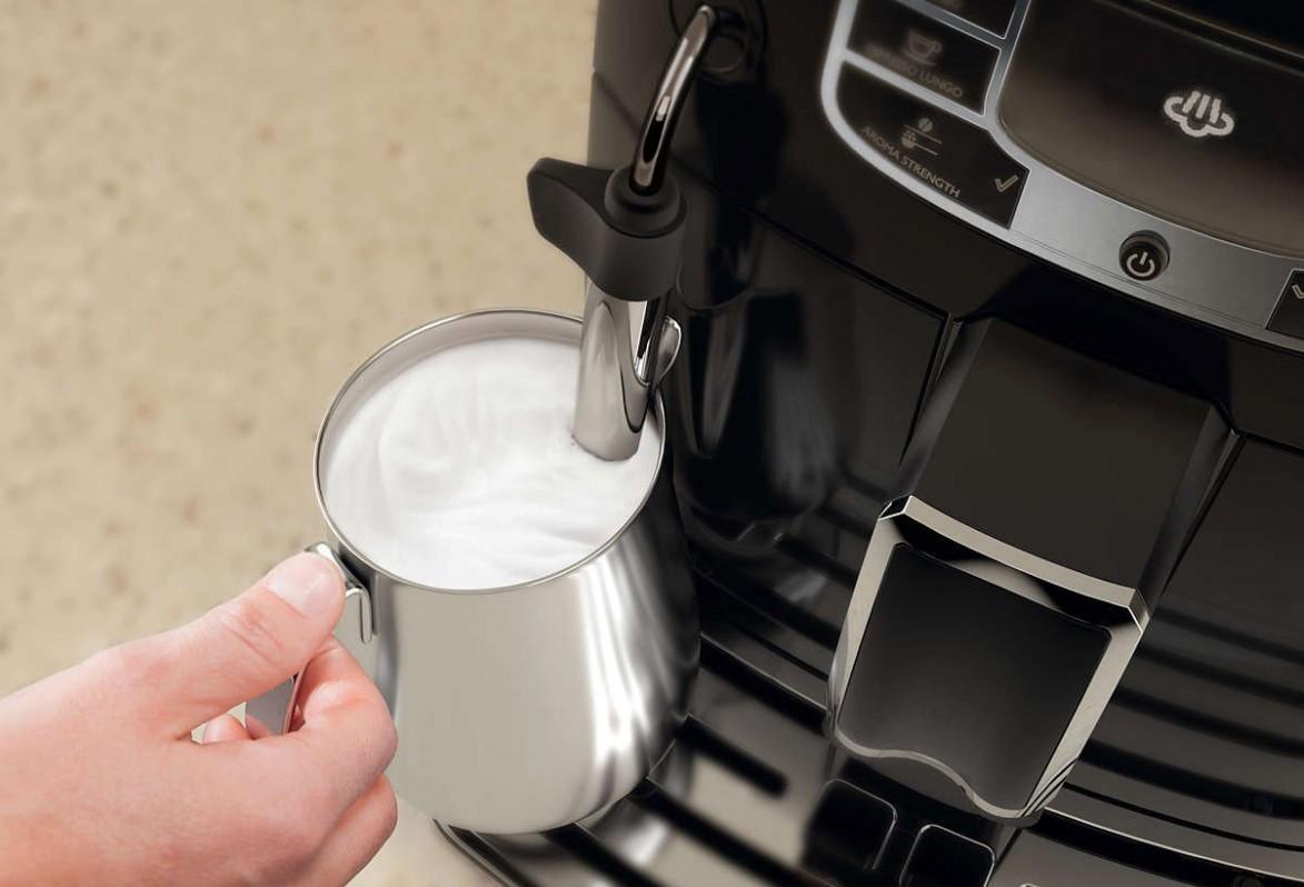 паранелло для вспенивания молока в кофемашине
