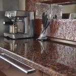 плинтус столешницы на кухне