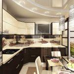 как правильно оформить кухонное пространство