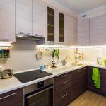 принцип оформления кухонного пространства