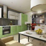 секреты оформления кухонного пространства